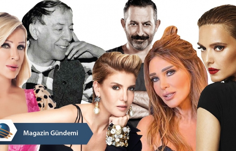İşte ocak ayında en çok konuşulan ünlüler