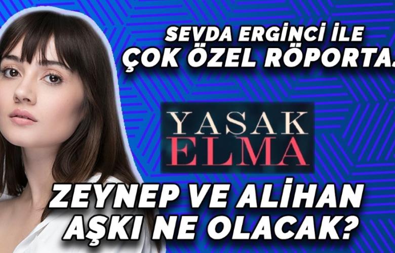 Zeynep ve Alihan aşkı ne olacak? Sevda Erginci ile çok özel röportaj Seyhan Erdağ'ın Youtube kanalında