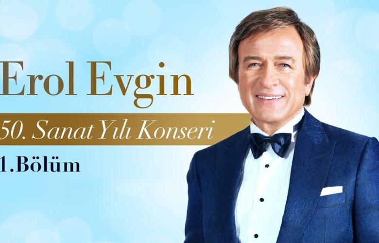 """Erol Evgin'e bir ödül de yepyeni bir ödül kategorisinden: """"En İyi Konser Ödülü"""""""