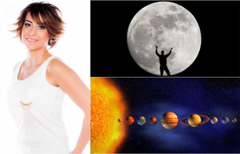 """Astrolog Sema Sidar'dan 3 Temmuz haftasının yorumu. Sema Sidar: """"Bu hafta hayatımızda adeta kentsel dönüşüm olacak!"""""""