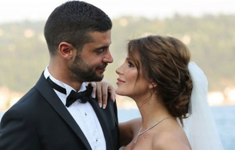 """Berk Oktay'ın eşi Merve Sarapçıoğlu: """"Maalesef talihsiz bir olay yaşadık"""""""