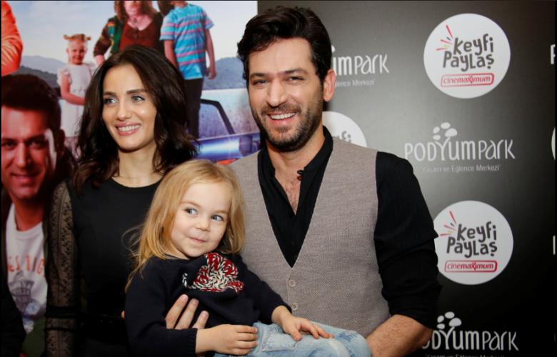 İlk Öpücük'ün Bursa galasına Murat Yıldırım'ın çocuk sevgisi damga vurdu!