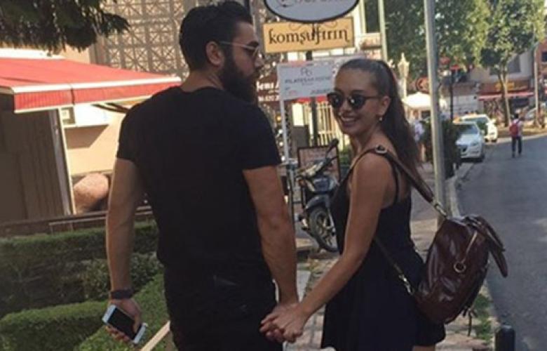 Neslihan Atagül ve Kadir Doğulu çiftinin aşk pozu!