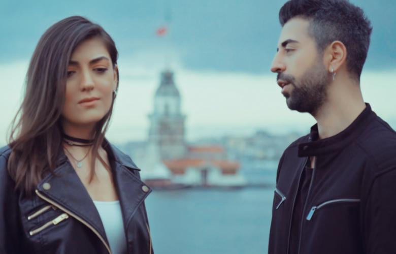 """Pınar Dikmen ve Oytun Karanacak'tan yarası kanayan aşıklara """"Yara Bandı"""""""
