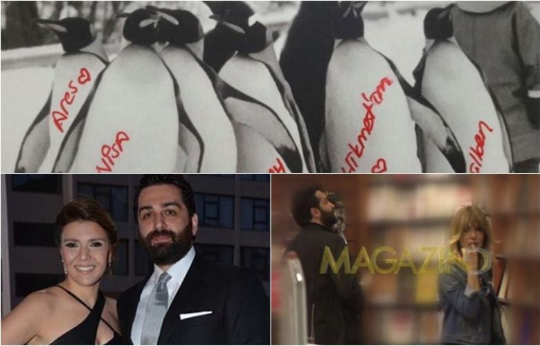 Sabah Gazetesi Gülben Ergen'in evli sevgilisine yazdığı notlara ulaştı! Gülben, bakın kimleri penguen ailesi yapmış?