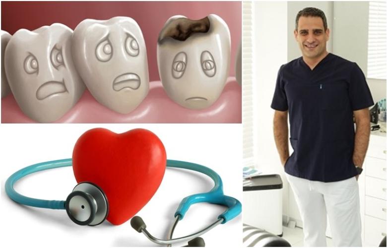 """Dr. İlker Arslan yazdı: """"Kalp hastalıkları, ağız sağlığını bozuyor!"""""""