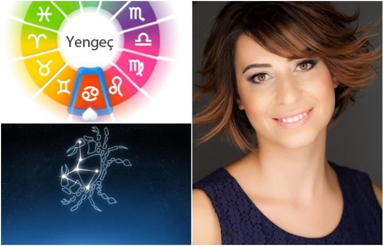 Yengeç Burcu'nun 2017 ajandası. Astrolog Sema Sidar yazdı.
