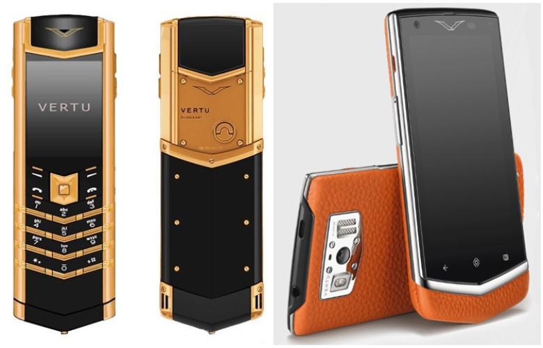 ŞOK ŞOK ŞOK! Dünyanın en pahalı telefonu Vertu'dan Türkiye'deki kullanıcılarına büyük şok!