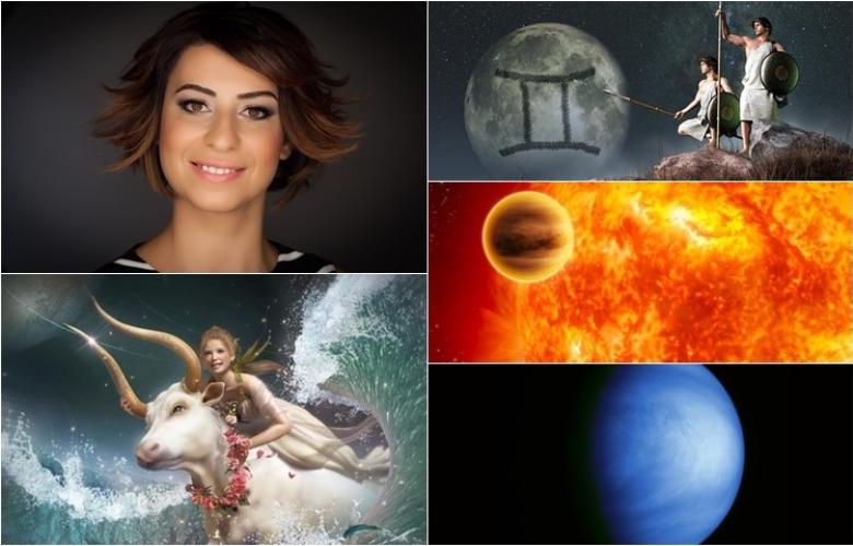 Astrolog Sema Sidar'dan 15 Mayıs haftasının ve 15 Mayıs haftasında burcunuzun yorumları.