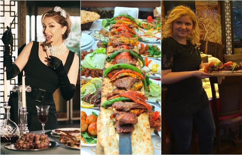 """Gurmerella """"Kebabın Starı"""" Muazzez Ersoy & Şenol Kolcuoğlu Kebap'ı yazdı."""
