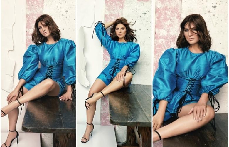 Sibel Can'dan yeni albüme yeni fotoğraflar
