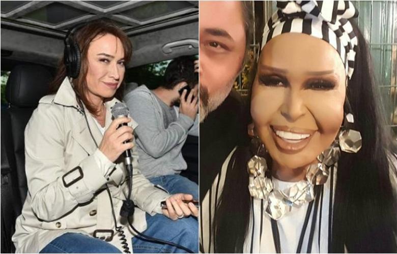 Demet Akbağ'ın son kurbanı Bülent Ersoy oldu! Diva'da şakalandı!