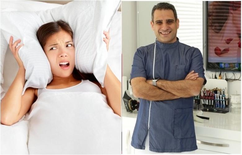 Horlama ve Uyku Apnesi'nin korkulu rüyası diş hekimidir!