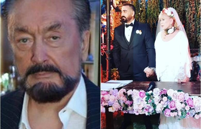 Zerrin Özer'in dolandırıcı eşi Adnan Oktar'ın müridi çıktı!