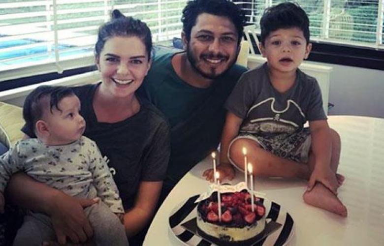 Pelin Karahan: Oğlum babası gibi inatçı