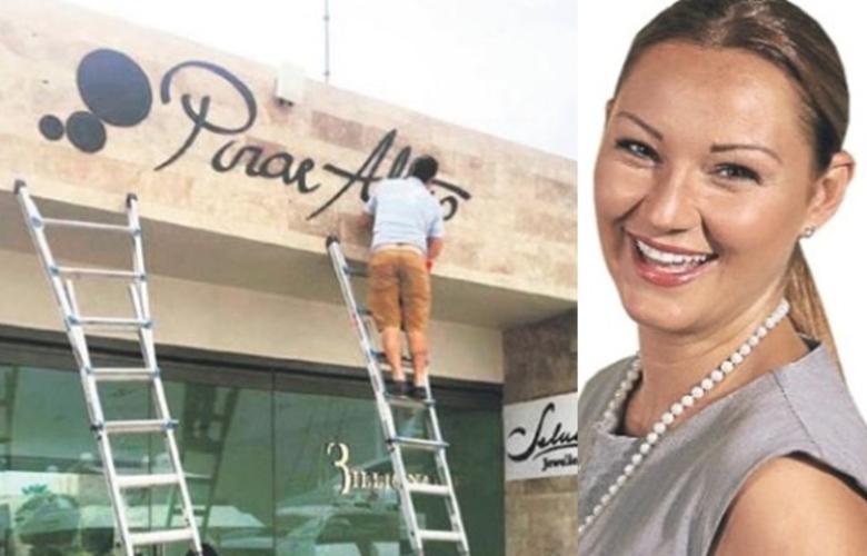 Pınar Altuğ Atacan patroniçe oluyor!