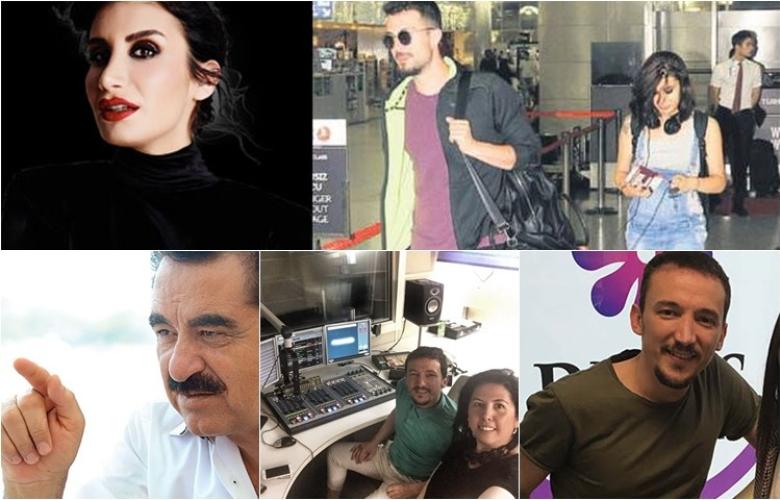 """Radyo Müzik'te """"Refik Sarıöz'le Sabah Enerjisi'nin konuğu gazeteci Seyhan Erdağ'dı. """"İbrahim Tatlıses'in üzerinden hala reklam yapıyorlar!"""""""