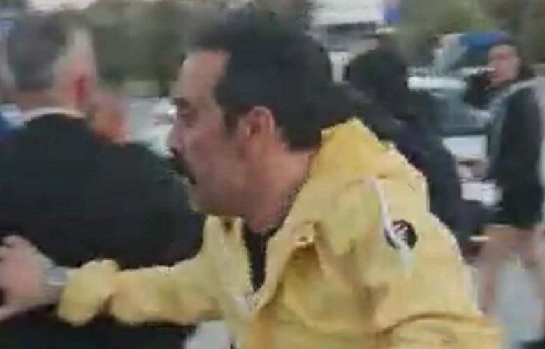 Bodrum Rallisi'nde silahlı kavga! Ünlü oyuncu Mustafa Üstündağ gözaltına alındı