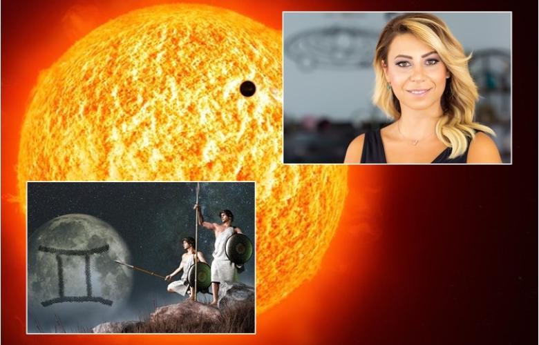 """""""Haydi bakalım! Dilek ve dua zamanı!"""" Astrolog Sema Sidar Merkür'ün Güneş'in kalbinde olacağı zamanı veriyor! İşte yeni haftanın astrolojik yorumu ve burcunuzun yorumları!"""