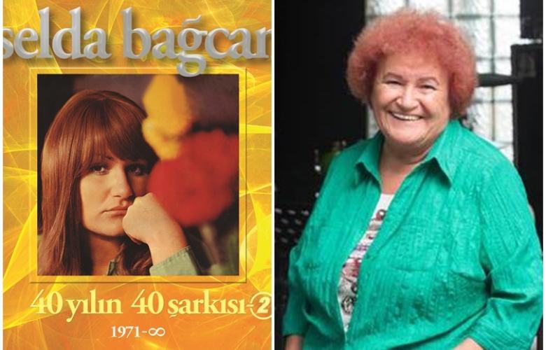 """Selda Bağcan'ın  """" 40 Yılın 40 Şarkısı"""" serisinin, ikincisi çıktı…"""
