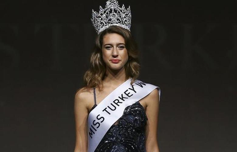 Son dakika... Miss Turkey 2017 güzeli Itır Esen'e büyük şok!