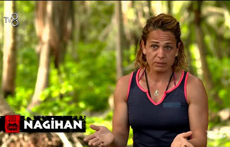 Survivor Nagihan: Gelecekleri varsa görecekleri de var!