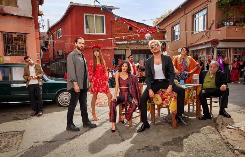 """İşte Show Tv'nin """"Üç Kuruş"""" dizisinin afişi"""