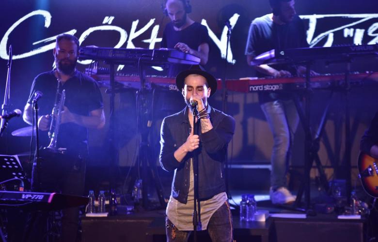 Gökhan Türkmen'den Kocaeli'nde Müthiş Konser
