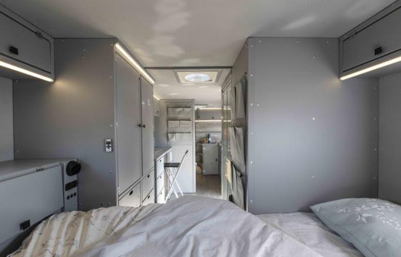 Pandemide yıldızı parlayan karavanların dünyası fuarda buluşuyor