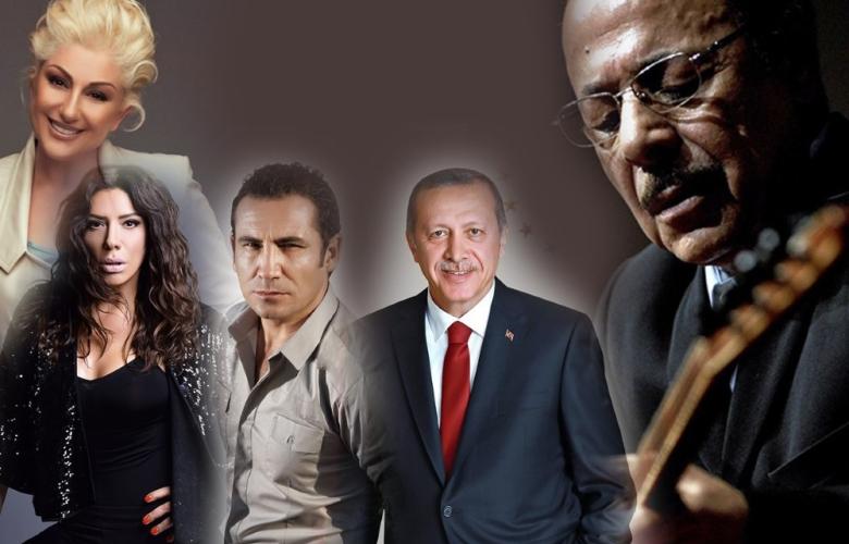 """""""3.Neşet Ertaş'ı Anma ve Kültür Sanat Etkinliği""""ne bu kez Cumhurbaşkanlığı Külliyesi ev sahipliği yapıyor"""