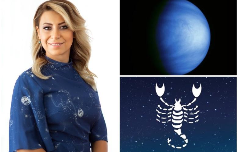 """Gökyüzündeki müthiş etki başlıyor: Venüs Retrosu! Astrolog Sema Sidar uyarıyor: """"Para akışında sorunlar çıkacak"""""""