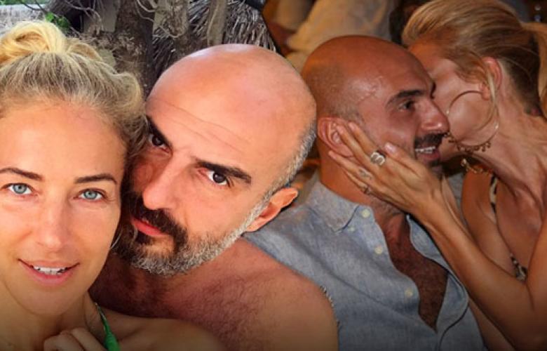Burcu Esmersoy ve Berk Suyabatmaz nişanlandı!