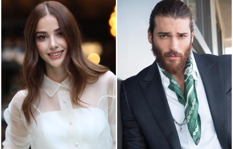 """Can Yaman ve Özge Gürel'in dizisi """"Bay Yanlış""""ın kadrosu tamamlandı."""