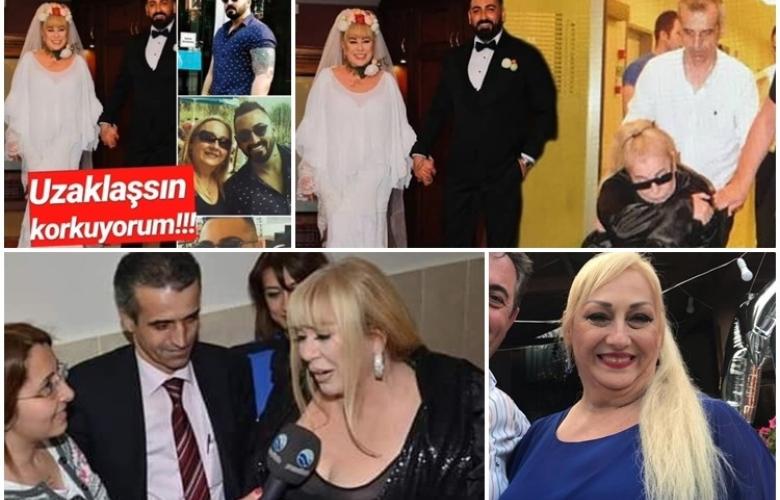 """ÖZEL HABER! Zerrin Özer """"uzaklaştırma kararı aldırdığı"""" Murat Akıncı ve Akıncı'nın annesiyle aynı evde yaşıyor!"""
