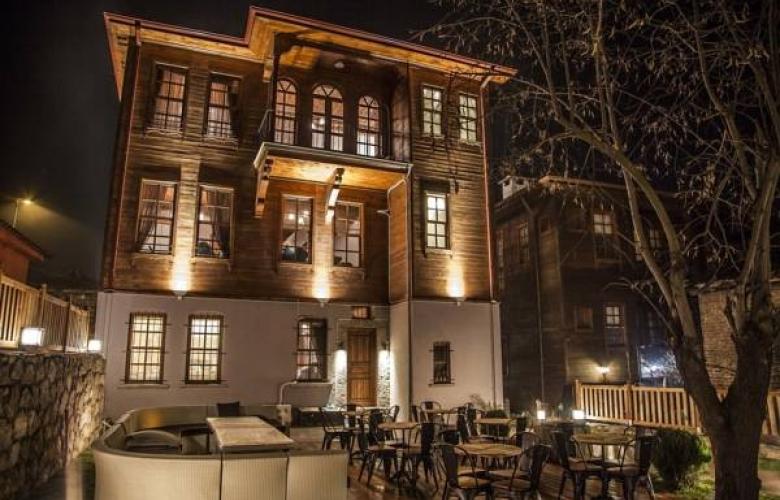Bartın'da muhteşem bir konak tatili: Kaf Konak ve Rukiye Restoran