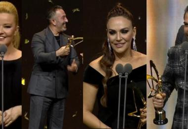 45. Altın Kelebek Ödülleri sahiplerini buldu! İşte gecede yaşananlar...