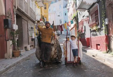 Çağatay Ulusoy'un yeni filmi: Mücadele Çıkmazı