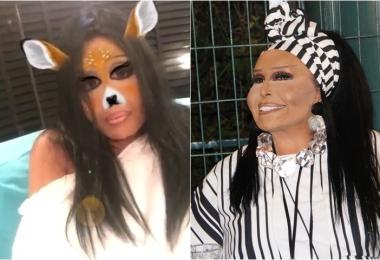 """Bülent Ersoy'u hiç böyle görmediniz! Diva """"tavşan"""" olmak istiyor."""