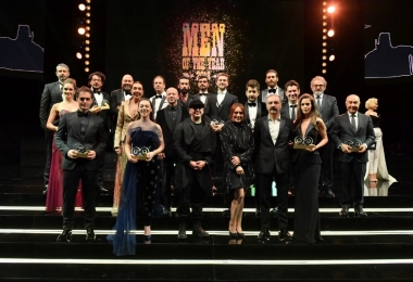 GQ Türkiye 2018'de başarıları ve stiliyle dikkat çeken erkekleri ve yılın kadınını seçti. İşte muhteşem geceden çok özel kareler!